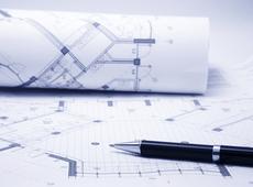 plannen tekeningenen ruimte