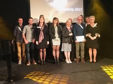 Winnaars van de Cultuurprijsuitreiking
