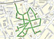 Plan fietszone 15 juni 2020