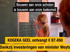 Investering Kogeka Weyts