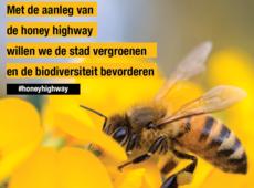 Geelse Honey Highway - visual