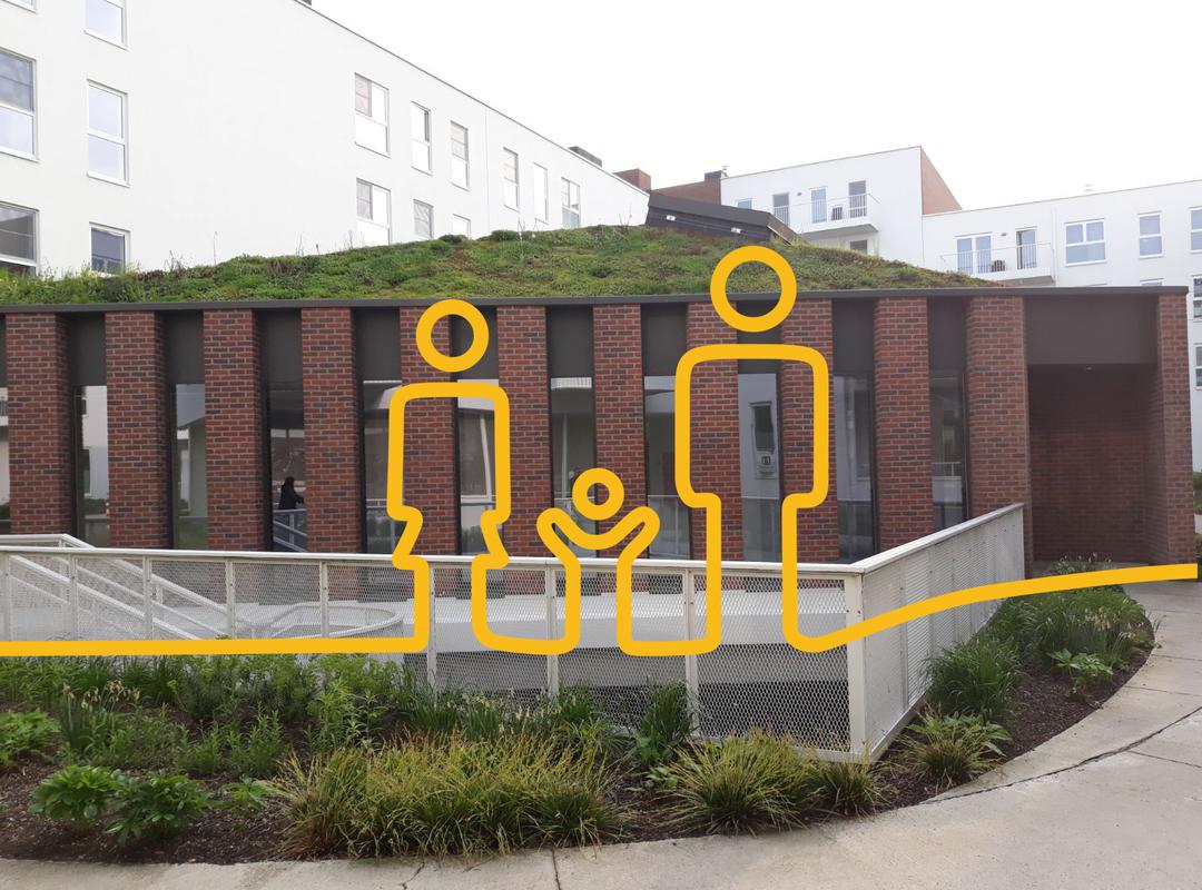 Locatie Huis van het Kind